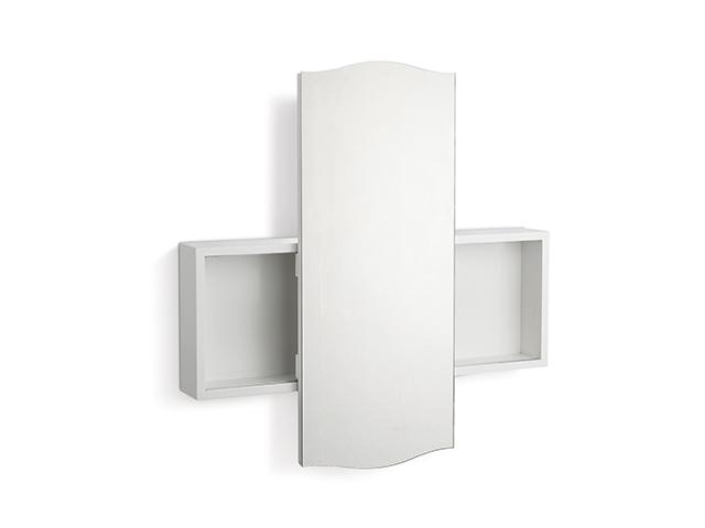 NC-4704 單門鏡櫃