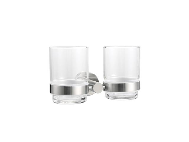 SB-1062D 雙杯牙刷杯