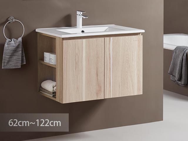米蘭悠悠防水浴櫃-PVC貼皮