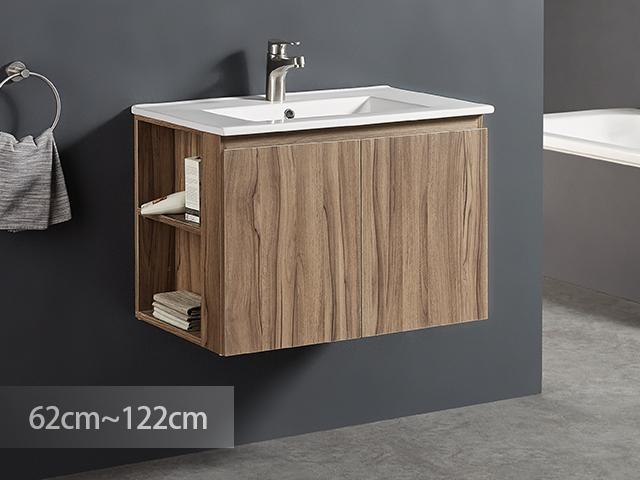 米蘭森森防水浴櫃-PVC貼皮