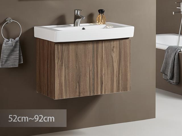米萊森森防水浴櫃-PVC貼皮